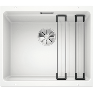 Blanco Silgranit Etagon 500-U Single Sink | White