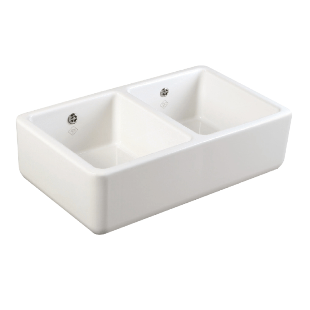 Shaws Classic 800 Double Butler Sink