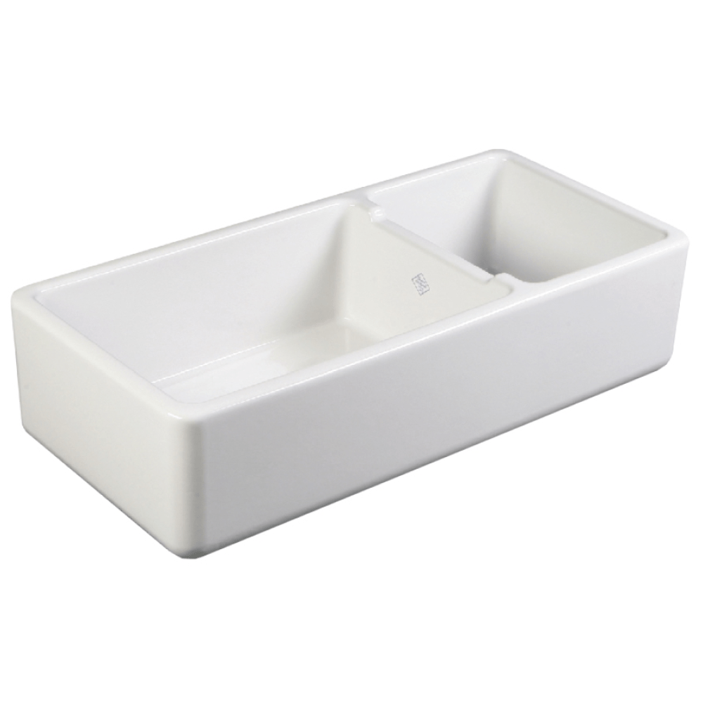 Shaws Edgworth 1000 Double Butler Sink