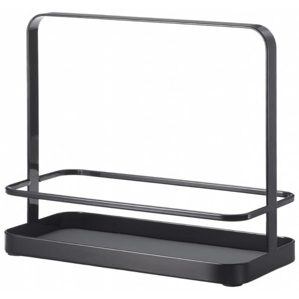 Yamazaki Tower Seasoning Rack - Black