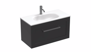 Hampton Spio Slim 750 1 Drawer Vanity