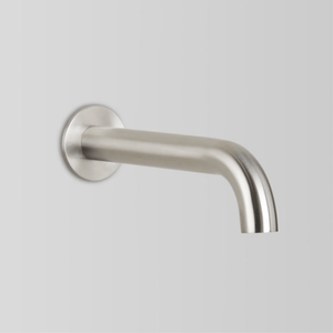 Astra Walker Icon Wall Spout 200 x 25mm | 316 Stainless Steel