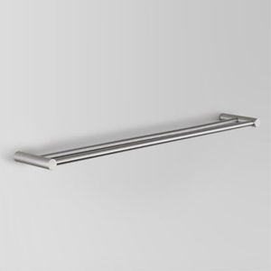 Astra Walker Icon Double Towel Rail 900mm | 316 Stainless Steel