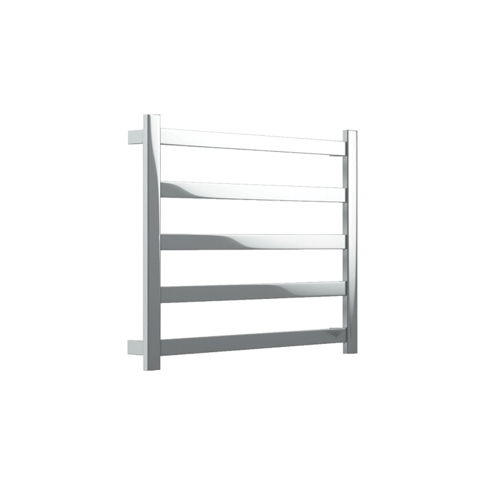 Avenir Hybrid 5 Bar Heated Towel Ladder 720 x 900mm