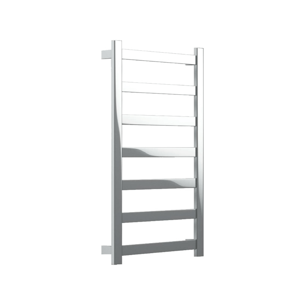 Avenir Hybrid 7 Bar Heated Towel Ladder 1020 x 600mm