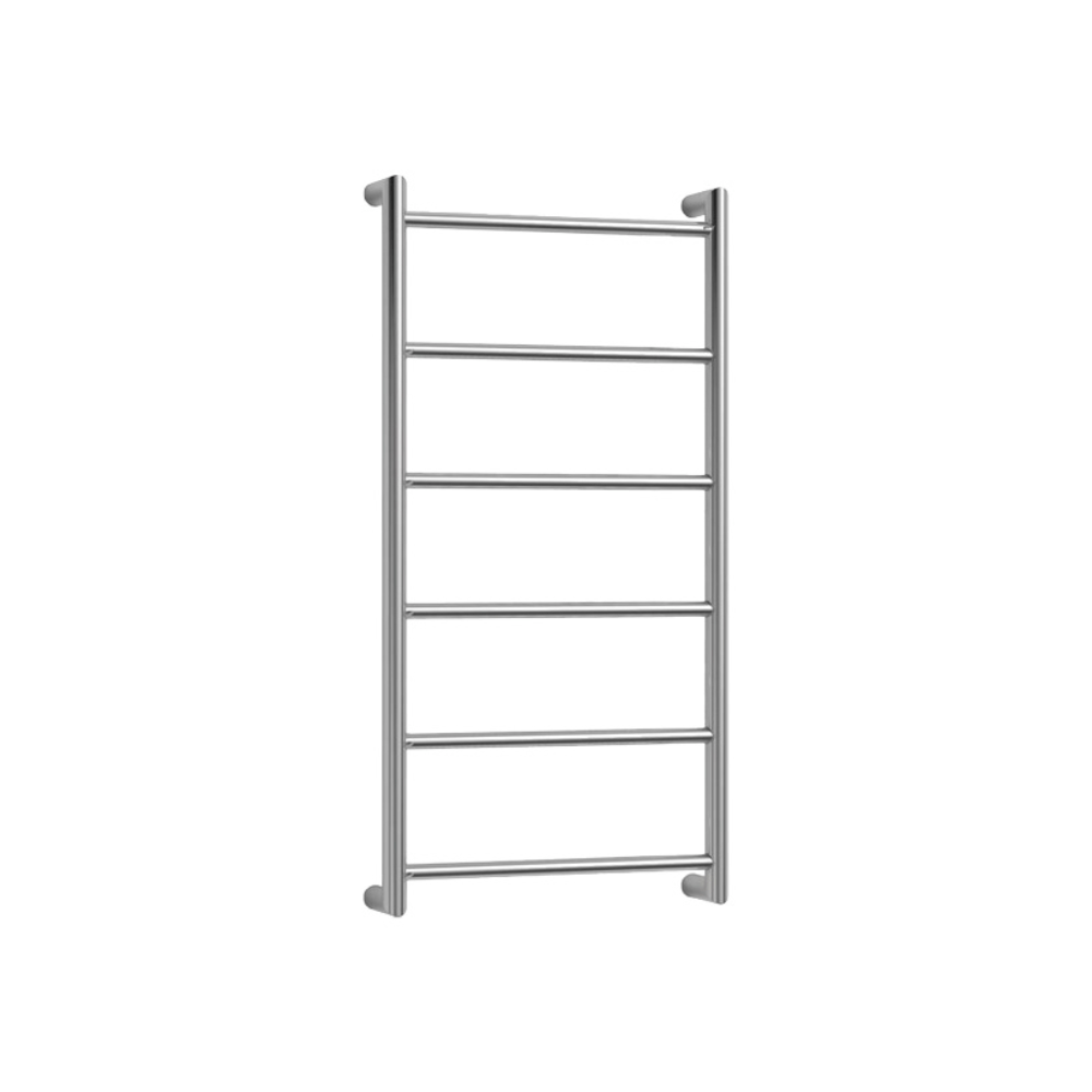 Avenir Abask 6 Bar Heated Towel Ladder 850 x 400mm