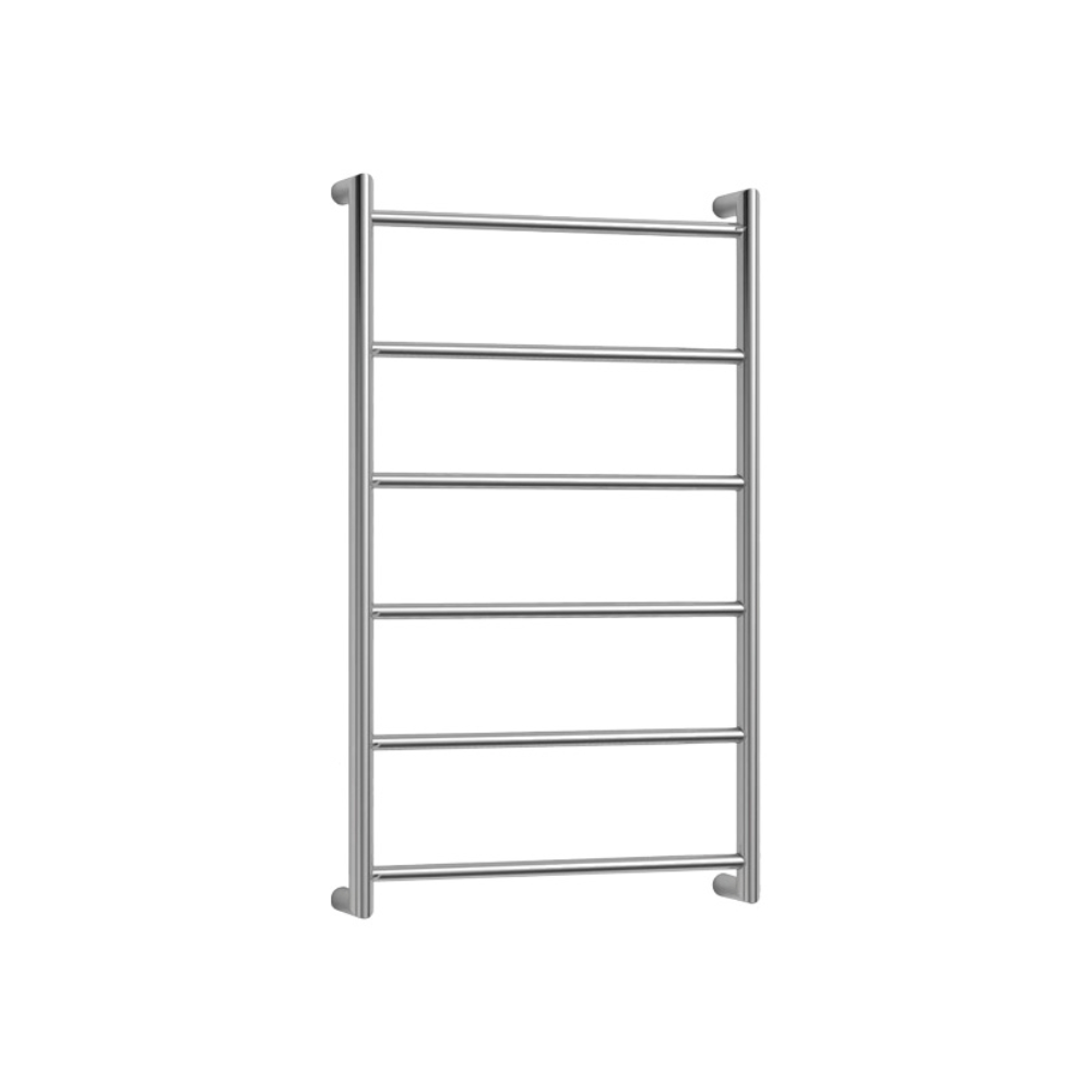 Avenir Abask 6 Bar Heated Towel Ladder 850 x 480mm