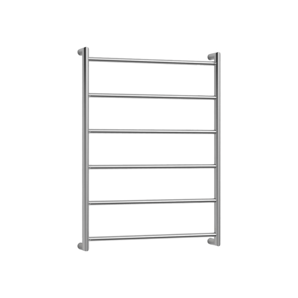 Avenir Abask 6 Bar Heated Towel Ladder 850 x 600mm