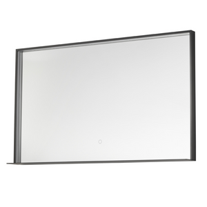 Progetto Frame 1200 LED Mirror with Shelf