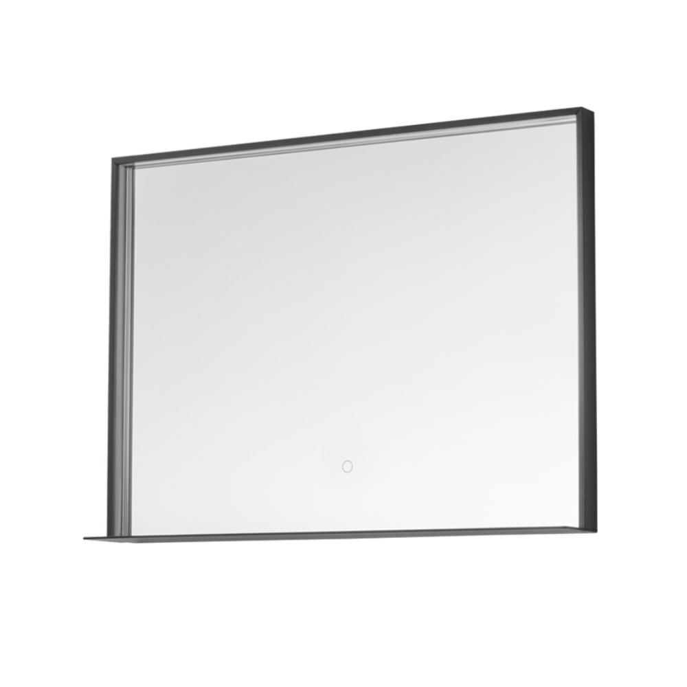 Frame 1000 LED Mirror with Shelf