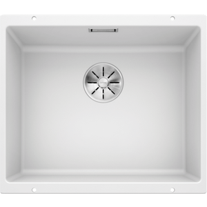 Blanco Silgranit Subline 500-U Single Sink | White
