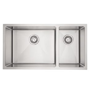 Mercer DV Burlington Double Sink | 500 + 250mm