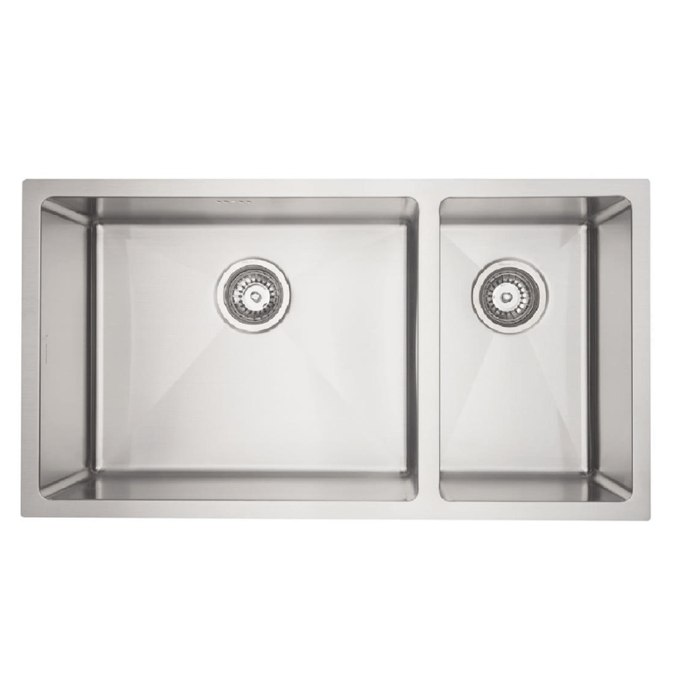 Mercer DV202-R Sink - Burlington 500 x 400mm + 250 x 400mm