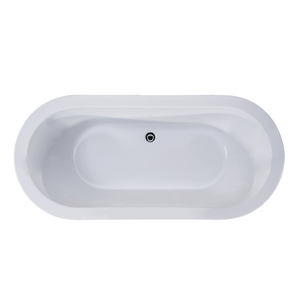 Evo 1775 Oval Inset Bath
