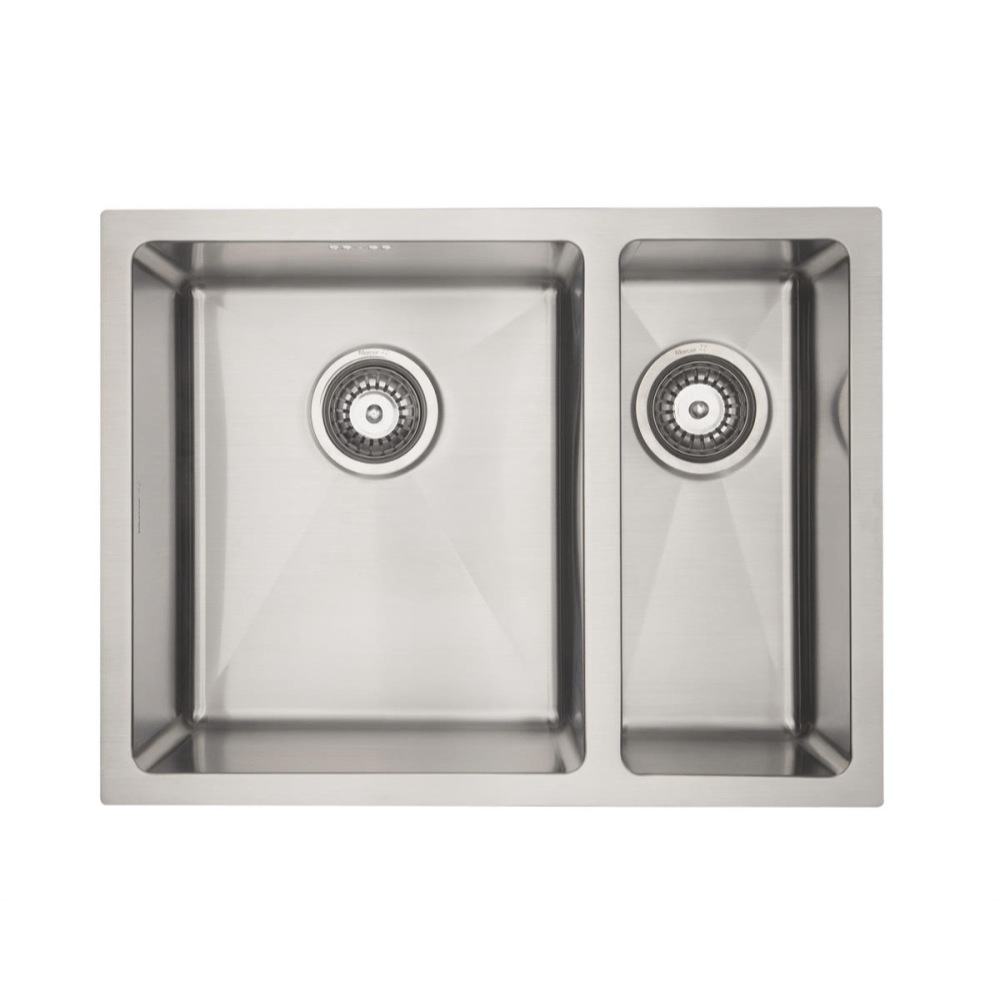 Mercer DV203-R Sink - Brighton 340 x 400mm + 140 x 400mm