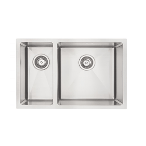 Mercer DV204-L Sink - Liverpool 200 x 400mm + 400 x 400mm