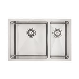 Mercer DV204-R Sink - Liverpool 400 x 400mm + 200 x 400mm
