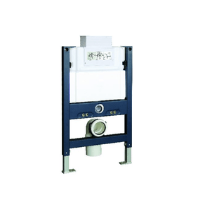 Astra Walker In-Wall Cistern with Frame - Wall Mounted - Front or Top Press