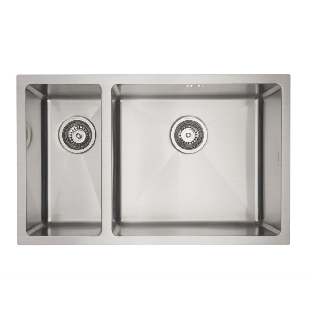 Mercer DV205-L Sink - Lincoln 200 x 400mm + 450 x 400mm