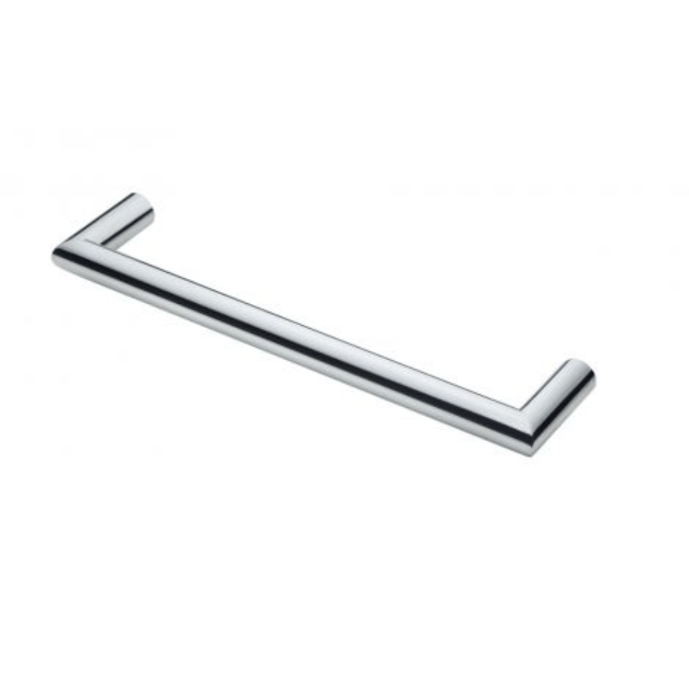 12V Heirloom Strata Genesis Slimline Towel Warmer - Polished Stainless Steel - 460 x 100 x 32mm
