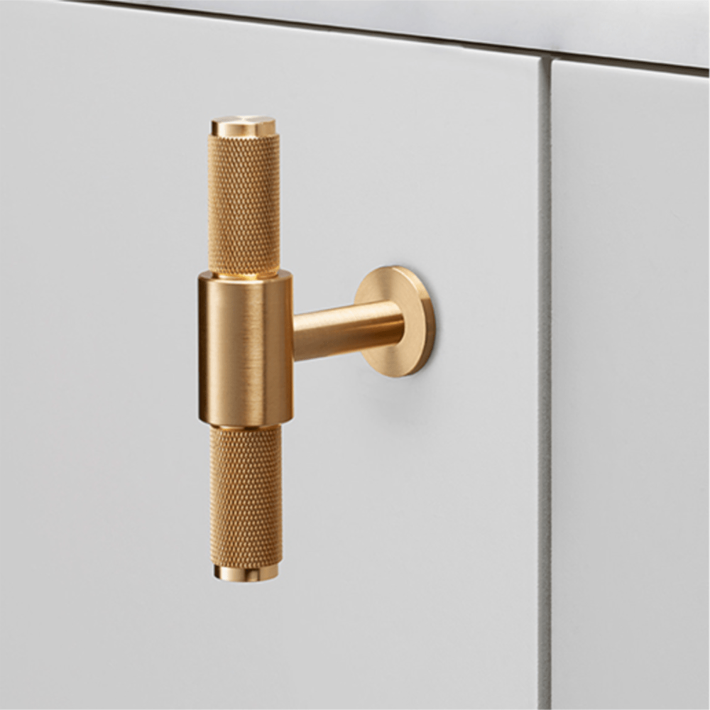 Buster + Punch T-Bar Handle | Brass