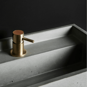 Wood Melbourne Elle Wall/Hob Mounted Mixer