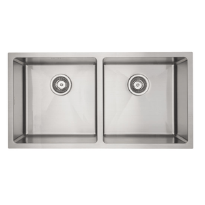 Mercer DV207 Sink - Dorset 400 x 400mm + 400 x 400mm