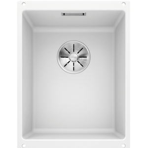 Blanco Silgranit Subline 320-U Single Sink | White