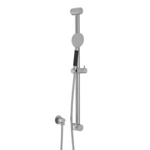 Oli Round Slide Shower - 316 Stainless Steel