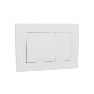 Speedo Mechanical Metal Flush Panel - Matte White