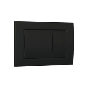 Speedo Mechanical Metal Flush Panel - Matte Black