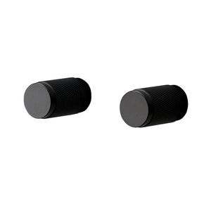 Buster + Punch Furniture Knob - Black