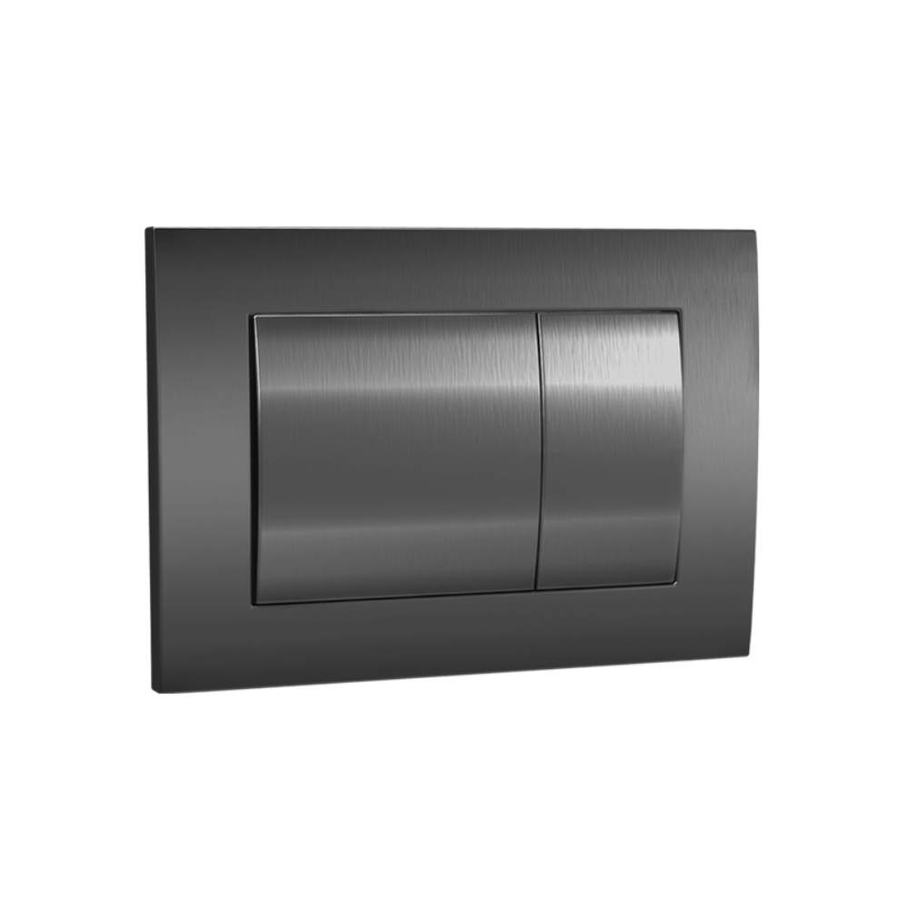 Speedo Mechanical Metal Flush Panel Aged - Iron/Gunmetal