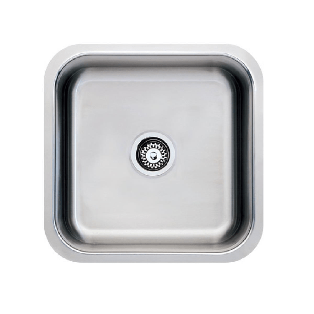Acero EL101 Laundry Sink - Remo 450 x 450mm