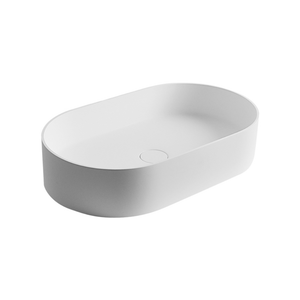 Super-Thin Ellipse Oval Vessel Basin