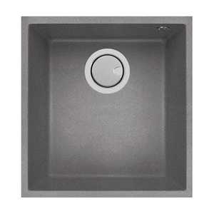 Mercer Duro Granite Brescia Single Sink | 340mm