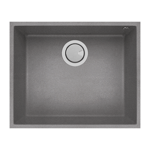 Mercer Duro Granite Lucca Single Sink | 500mm