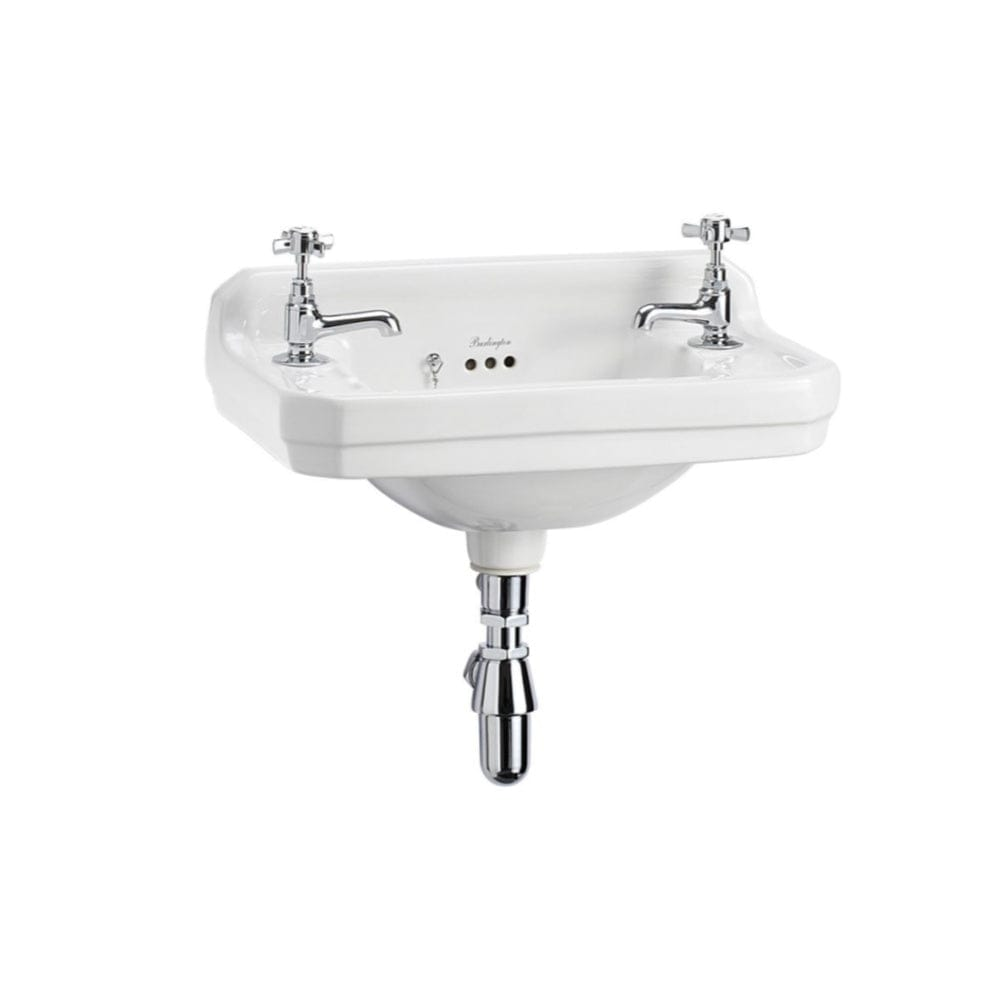 Burlington Cloakroom Edwardian Rectangular 515mm Basin