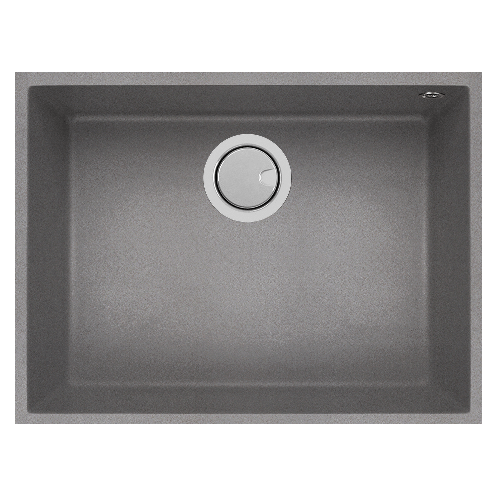 Mercer Duro Granite Trieste Single Sink | 540mm