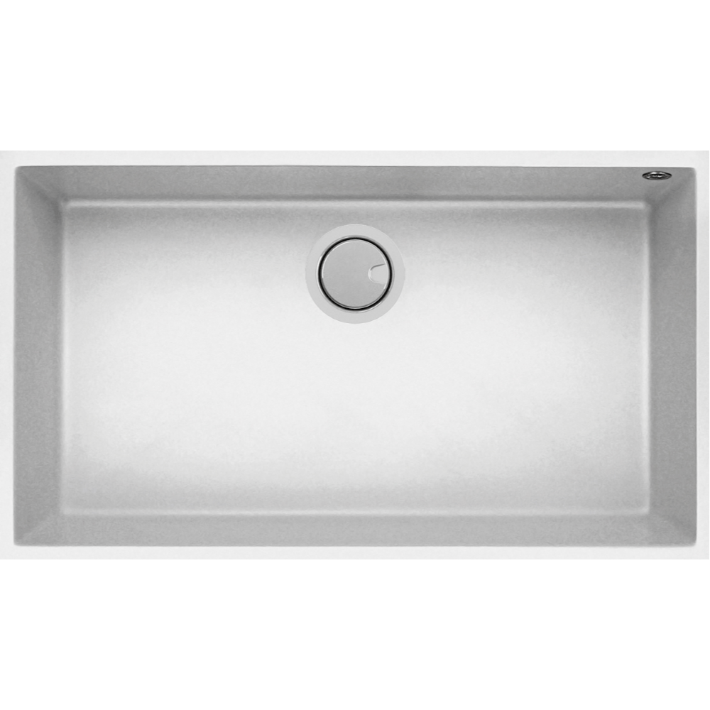 Mercer Duro Granite Lecce Single Sink | 720mm