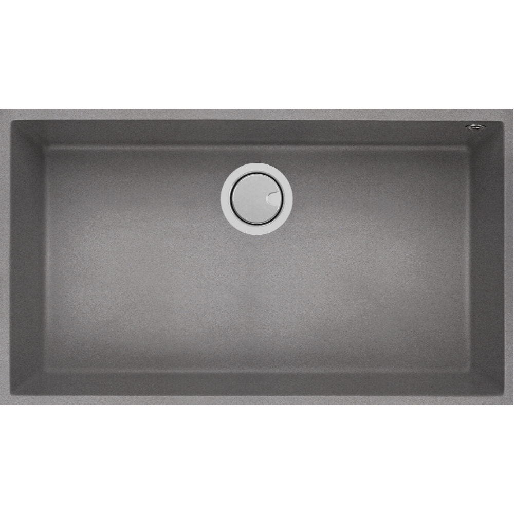 Mercer Duro Granite Matera Single Sink | 720mm