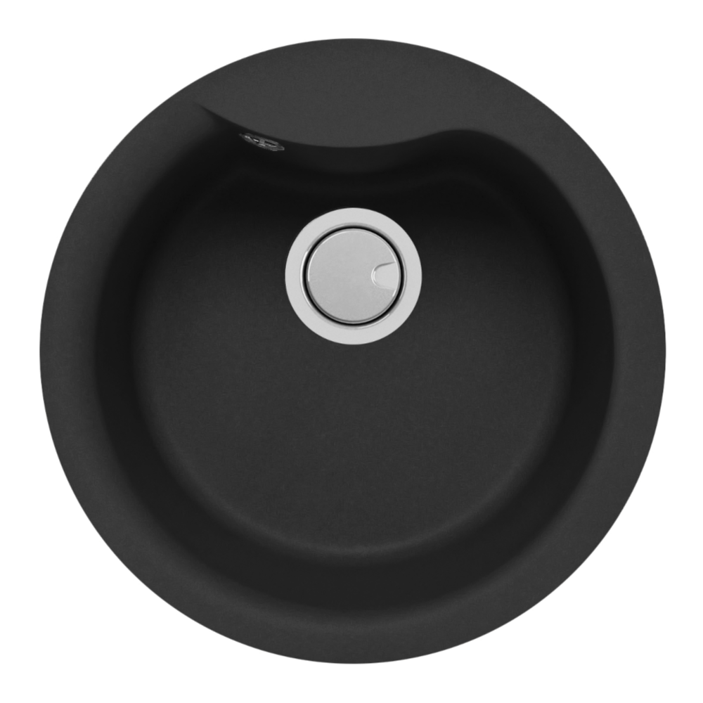 Mercer Duro Granite Ferrara Round Sink | 400mm