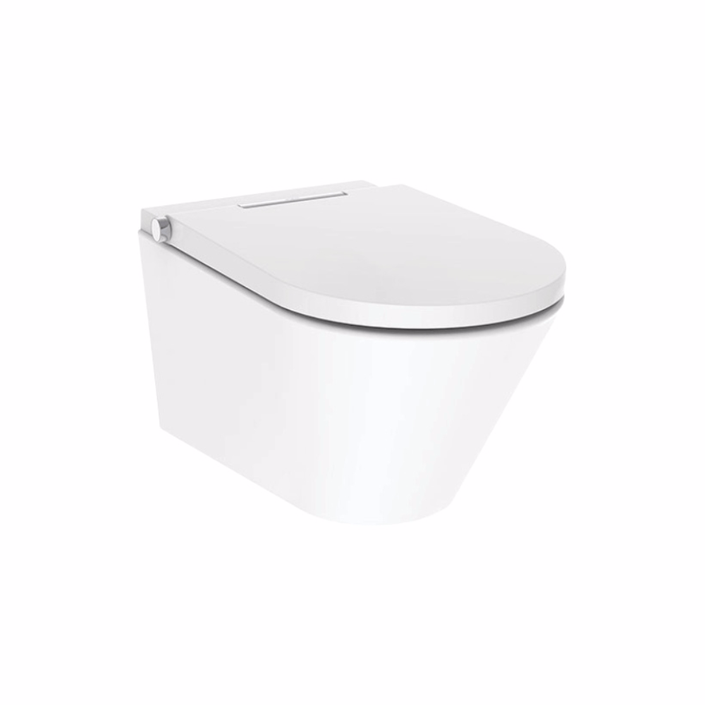 Axent.One Plus Wall Hung Intelligent Shower Toilet