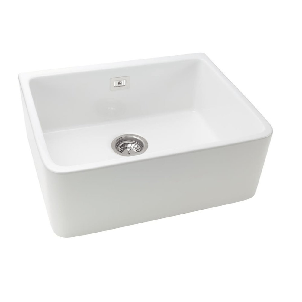 Acero Single Belfast Butler Sink