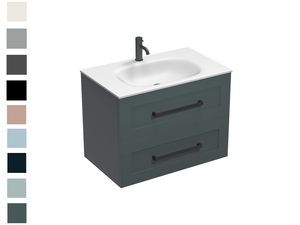 Hampton Spio 750 2 Drawer Vanity