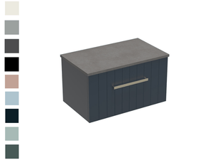 Linea Opaco 750 1 Drawer Vanity