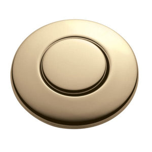 Insinkerator Air Switch Cover - French Gold