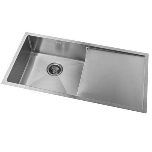 Kitchen Sink Mercer Dv401 R Salford Single Bowl And