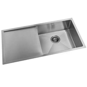 Mercer DV401-L Sink - Salford 450 x 400mm + Drainer