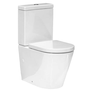Evo Back To Wall Toilet Suite Standard Seat